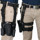 Tactical Military Drop Leg Holster CQC Pistol Serpa Right Hand For Colt 1911