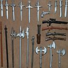 U CHOOSE Playmobil castle knights Weapons Gun, Ax Sword, knife, spare, dagger
