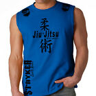 Stryker Sleeveless Muscle Tank Top T Shirt Top MMA UFC With FREE Tapout Sticker