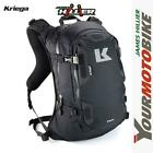 KRIEGA R20 WATERPROOF MOTORCYCLE BACKPACK , BAG , RUCKSACK
