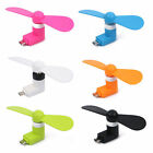 Portable Cell Phone Mini Electric Fan Cooling Cooler For Phone/5s/5c/6/6plus SE