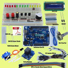 Small Basic Starter Kit for Arudino 1602LCD Uno R3 Mega2560 Servo With Infiduino