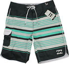 Billabong All Day Stripe Boardshorts Ash