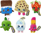 "Shopkins Soft Toys 8"" - 10"" Plush Cuddly Official Collection New"