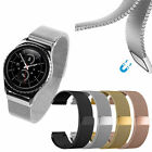 Milanese Magnetic Stainless Steel Watch Band For Samsung Galaxy Active 42mm 46mm image