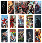 Superhero Marvel Ant man and Ultron Flip Case Cover for Apple iPhone 4 4s 5 5s 6