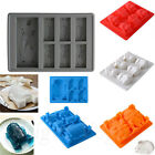 New Silicone Star Wars Ice Tray Mold Ice Cube Tray Chocolate Fondant DH $3.34 CAD