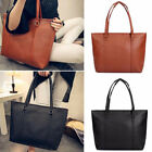 New Lady PU Leather Shoulder Bag Handbag Tote Purse Women Messenger ZB5