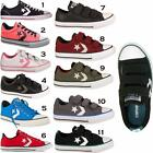Kids Boys Girls Children All Star Converse Sports Casual Trainers Juniors Shoes