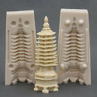 Soap Molds Silicone Candle Mold Soap Making Molds Craft Resin Mold 3D Tower