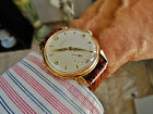 ZENITH 18 k solid gold genuine beautiful Vintage swiss watch (rare cal 12.4P)