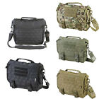 Military Mens Ladies Small 10 Litre Messenger Molle Platform Shoulder Carry Bag