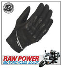 Richa Cruiser Motorcycle Motorbike Glove - Black