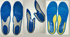 Massaging Insoles Gel Sports Performance Insoles Variations Arch Support