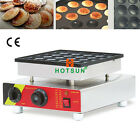 Non-stick Electric 25pcs Poffertjes Mini Dutch Pancake Dorayaki Maker Iron Machi cheap