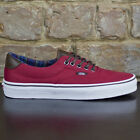 Vans Era 59 Trainers Pumps Brand new in box Red UK Sizes 3,4,6,7,8,9,10,11,