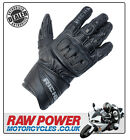 Richa Stealth Motorcycle Motorbike Glove - Black
