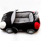 Car Design Dog Beds PP Cotton Padded Soft Warm Small Dog Sofa Puppy Bed