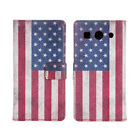 For Huawei G520 UK Flag PU Leather  Flip Cover Stand  With Card Holder Holster