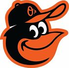 Baltimore Orioles - Vinyl Sticker Decal - Baseball MLB Full Color CAD Cut Car on Ebay