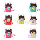 New Pop Cartoon Girl Rabbit-Ear Crossbody Shoulder Handbag Cellphone Bag Fashion