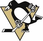Pittsburgh Penguins - Vinyl Sticker Decal - Hockey NHL Full Color CAD Cut Car $8.99 USD on eBay