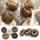 Wholesale Women Synthetic Fiber Donut Ring Hair Bun Extension Hair Piece Wig