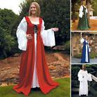 16th Century Medieval Maiden Dress for Stage and Costume Re-enactment or LARP