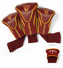 Team Golf NCAA 3 Pack Contour Sock Headcovers
