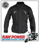 Richa LADIES Bolt Motorcycle Motorbike Jacket - Black