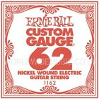 Ernie Ball Slinky Guitar Strings - SINGLE STRING PACKS - All Gauges  .008 - .062