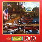 1000 PIECE JIGSAW PUZZLE WOODEN YOU LIKE A RIDE? BY CHARLES WYSOCKI 100%COMPLETE