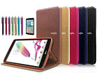 Ultra-Slim Leather Cover Case Stand  For LG G Pad F8.0 / G Pad II 8.0 V495 V496