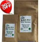 SAFE WAY WOOD TREATMENT - The SAFE WAY to treat your wood - **NOW 30% OFF**