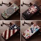 Rubber Soft TPU Silicone Back Case Cover For iPhone Samsung Galaxy S5 S6 S7 Edge