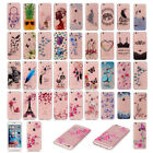 Cute Pattern Ultra-Thin Soft TPU Protective Clear Case Cover For iPhone 7 7 Plus