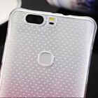 Air Cushion Ombre Color Shockproof TPU Clear Back Cover Case for Huawei Honor 4X