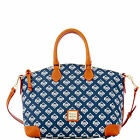 Dooney & Bourke MLB Rays Satchel