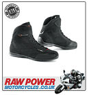 TCX X-Square Plus Motorcycle Motorbike Boots - Black
