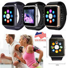NFC Sweatproof Bluetooth Screen Touch Wrist Smart Watch Phone For Android Mobile