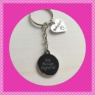 Mummy To Be Gift Baby Shower Favour Engraved Baby Girl Keyring Personalised