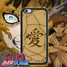 Gaara Naruto for iPhone 4 4s 5 5s 5c 6 6 Plus iPod Touch 5 (2in1) Phone Case