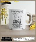 Labrador Retriever Dog Mug ~ Perfect Gift can be personalised ~ Vintage Style