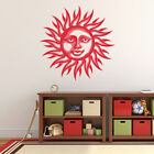 Smilie Sun Face Vinyl Wall or Ceiling Decal - fits childs playroom + more K654