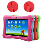 "7"" Kids Tablet PC Android5.1 1GB/8GB Dual Cam WIFI Kidoz Game Bundle Holder Case"