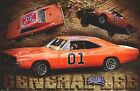 Dukes of Hazzard Edible Party Cake Image Topper Frosting Icing Sheet
