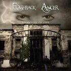 FLASHBACK OF ANGER - SPLINTERS OF LIFE CD