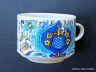 "VILLEROY & BOCH ""IZMIR"" MILANO SHAPE OVER SIZE CUPs  MADE IN LUXEMBORG"