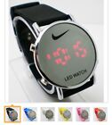 where to buy nike sports watch - Nike LED Watch Round Mirror Face SILICONE BAND New W/out Tags No Box Many Colors