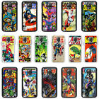 DC Marvel Comic Book Case Cover for Samsung S3 S4 S5 Mini - 07